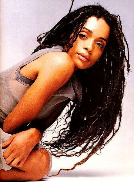 lisa bonet- coolest chick ever award