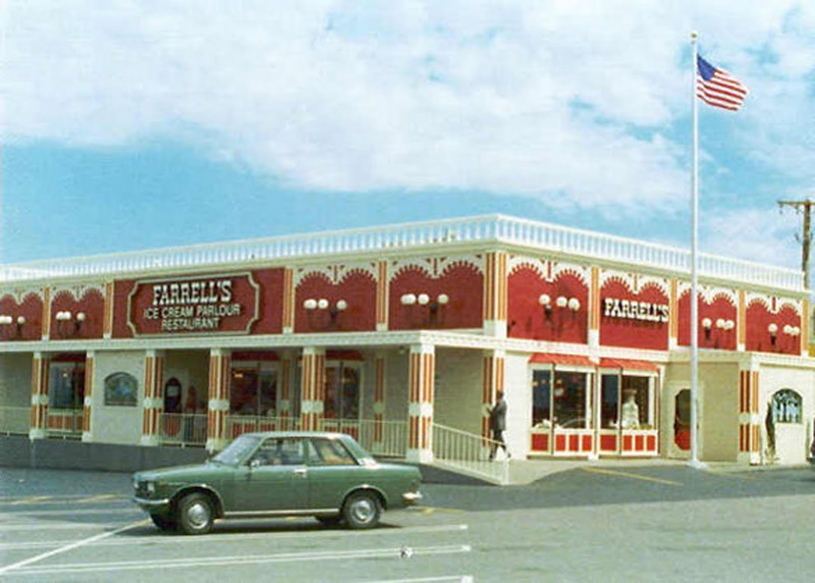 The Museum of the San Fernando Valley: HOW ABOUT A FARRELL ...