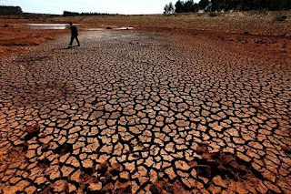 Drought in China@peterpeng210.blogspot.com