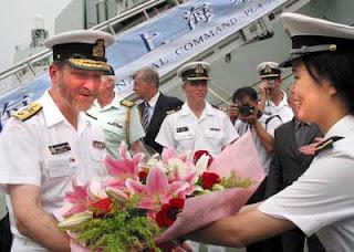 Canadian Navy@Yaomin Peng