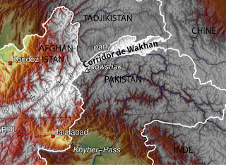 Wakhan Corridor@peter peng blog