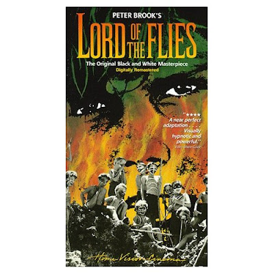 LORD OF THE FLIES MOVIE REVIEW 1963