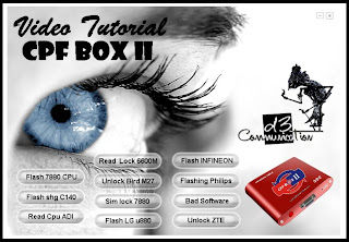 Collection video Tutorial CPF BOX II (All in One)