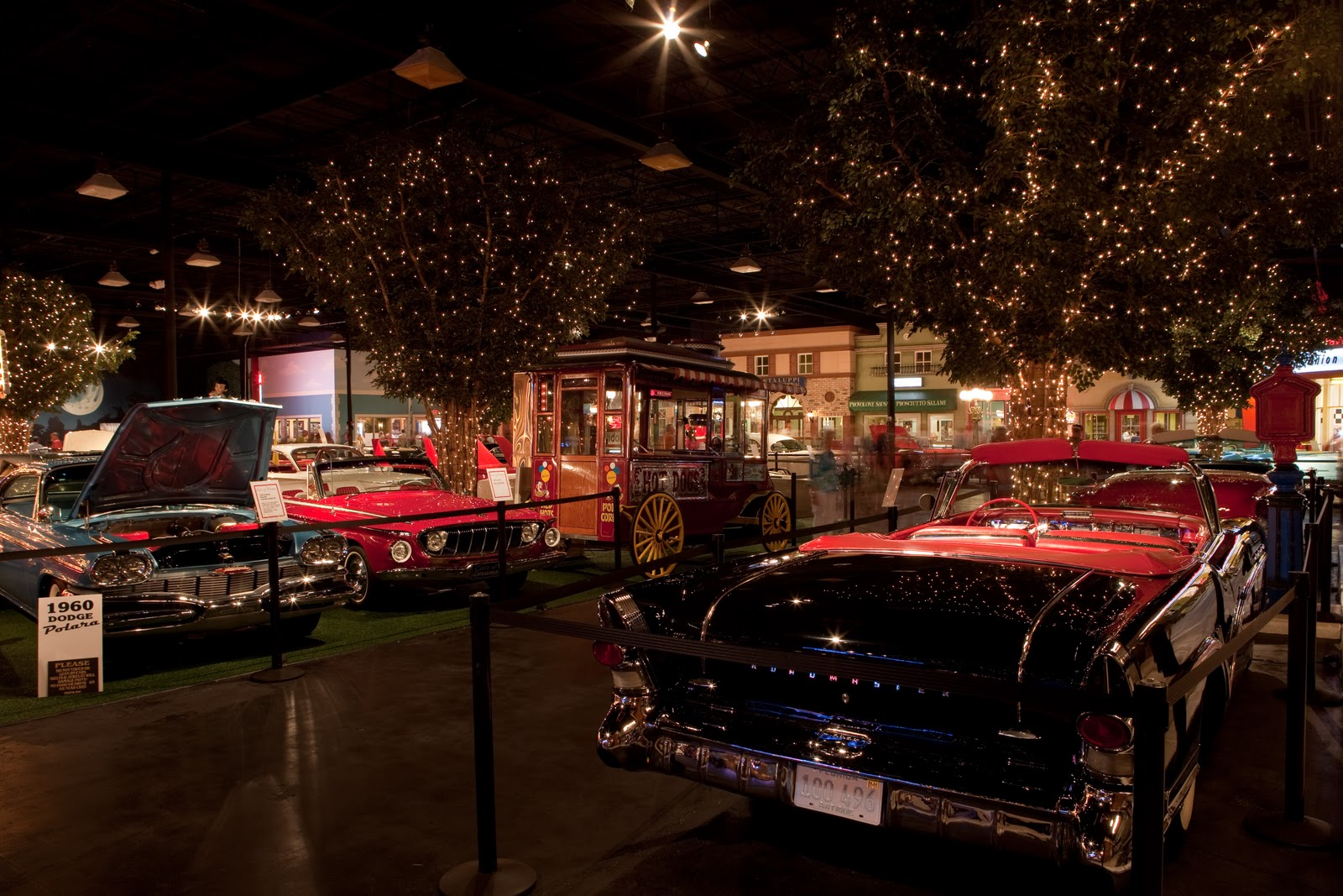 fragments: john staluppi's cars of dreams museum, north