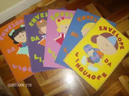 Envelopes da linguagem
