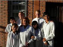 Sanchez Family Baptsim
