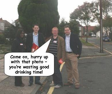 Canvassing in Bexleyheath