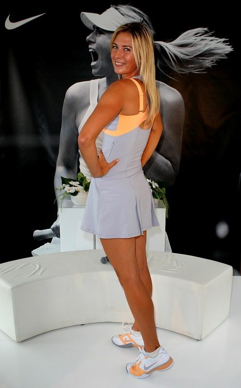 maria sharapova 2011 australian open dress. Fix: Australian Open 2011