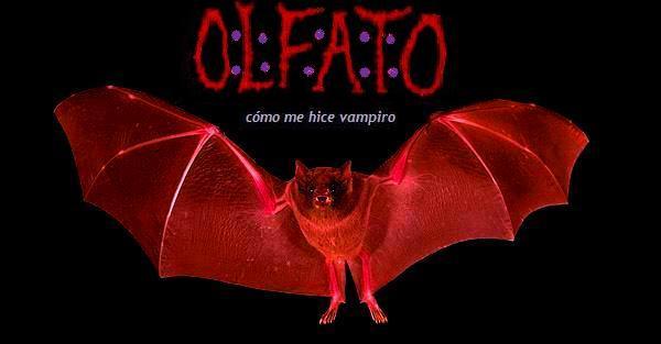 cómo me hice vampiro