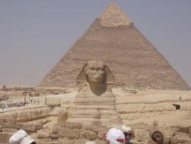 Tierra de Faraones como Tierra de Tesoros
