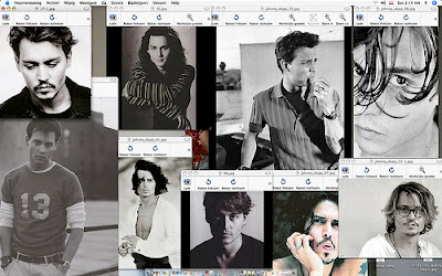 Ten celebrities: Johnny Depp - handsome, fascinating and ...