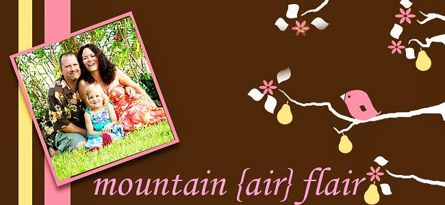 Mountain {Air} Flair