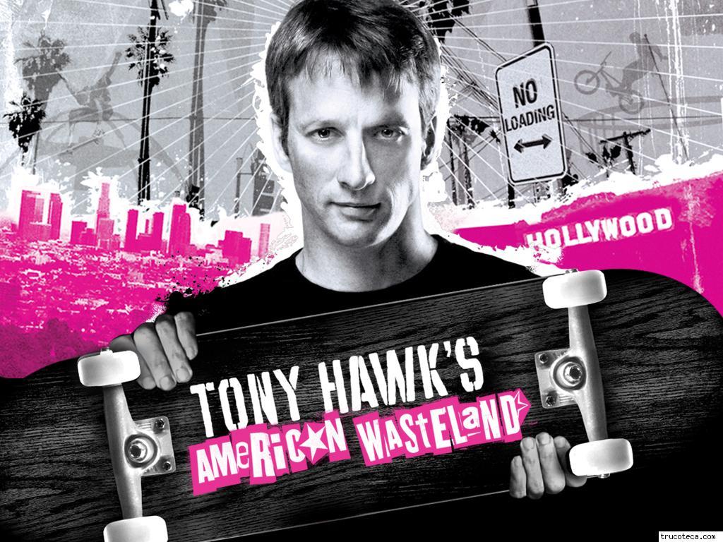 Detonado: Tony Hawks American Wasteland