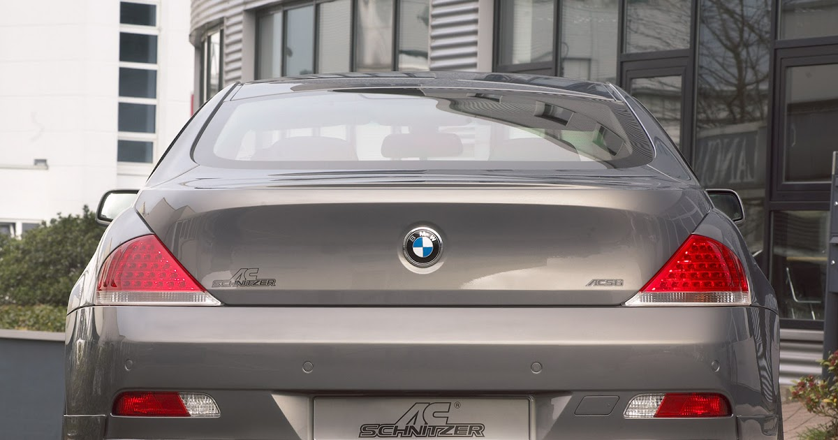 About All Cars 2004 Ac Schnitzer Bmw Acs6