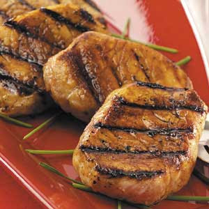 Honey Soy Pork Chops