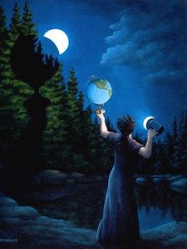 ROB GONSALVES - Realismo mágico