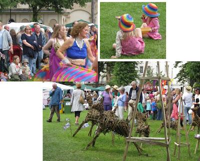 Peace Festival montage