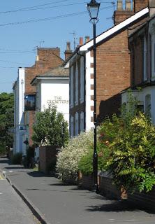 Street in June 2008