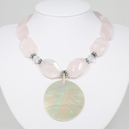 southern living preppy style pink and green thursday jewelry