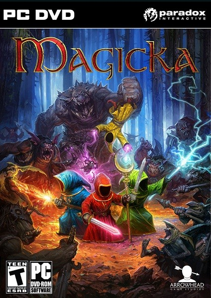 Magicka 2011 Pc Skidrow + Update 2 [2link][Espaol]