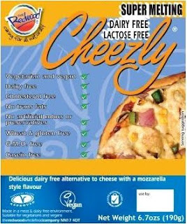 Cheezly Ost Vegan