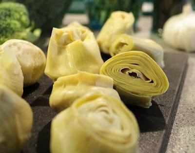 Potetgnocchi Gnocchi Potato Artisjokk Artichoke Soltørket tomat Saus