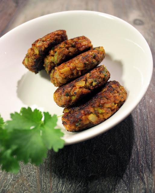 Oppskrift Bulgur Bulgurkaker Vegetarburger Vegan Burger