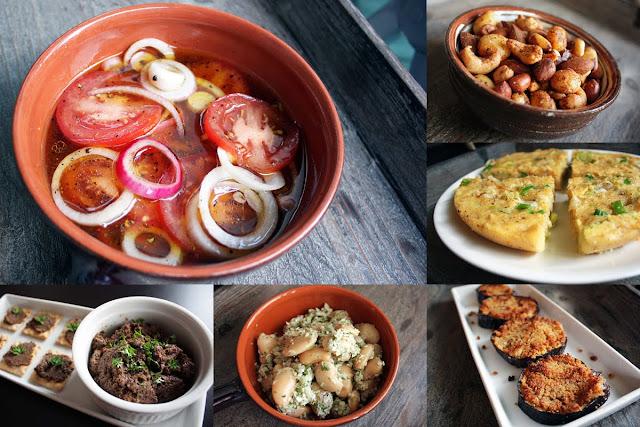 Oppskrift Vegan Tapas Tapasmeny Tips Vegetartapas Kjøttfri Egnet For Vegetarianere Veganere
