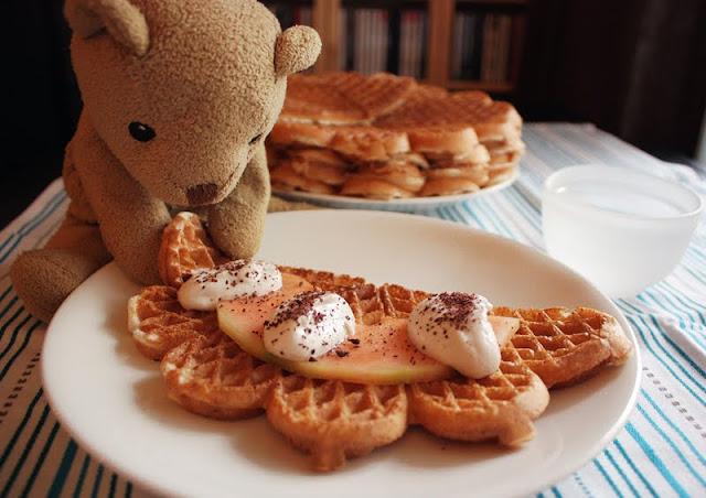 Oppskrift Nøttekrem Vegan Krem cashew Popo Blund Bear