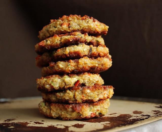 Oppskrift Hjemmelaget Kikerter Kikertkaker Kikert Burgere Vegetar Vegan Chickpeas Veggie Burger