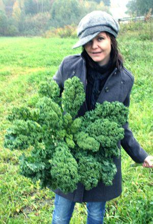 Oppskrift Hjemmelaget Grønnkålchips Sunn Snacks Grønnkål Chips Vegansk Vegetarisk