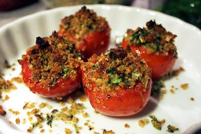 Oppskrift Hjemmelaget Tapas Vegetar Småretter Grillet Tomat