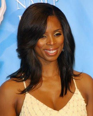 Long African American Hair Styles