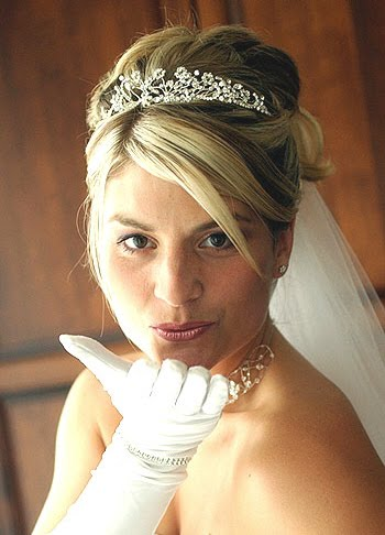short bridal hairstyles. Short Wedding Hairstyles