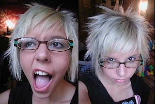 hairstyles for emo girls girl short