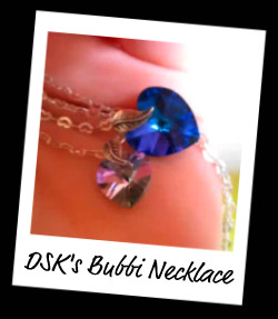 DSK&#39;s Bubbi&#39;s Necklace