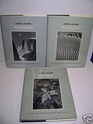 short biography ansel easton adams