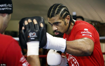 David Haye Wallpaper