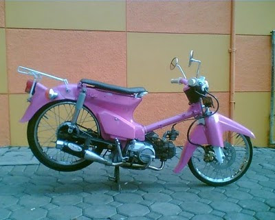Foto Astrea Star 1986 Modifikasi