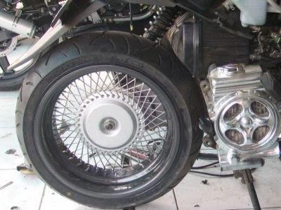 Gambar Modifikasi Motor Honda Vario Antik