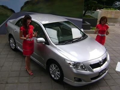 2010 Toyota Corolla Altis 2.0 sedan