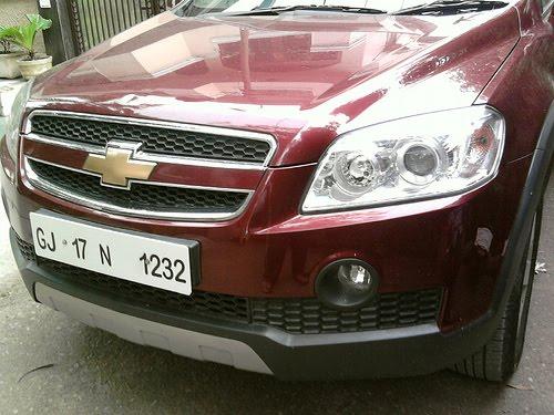 2011 Chevrolet Captiva Ltz Awd Specs And Fotos Foto Gambar