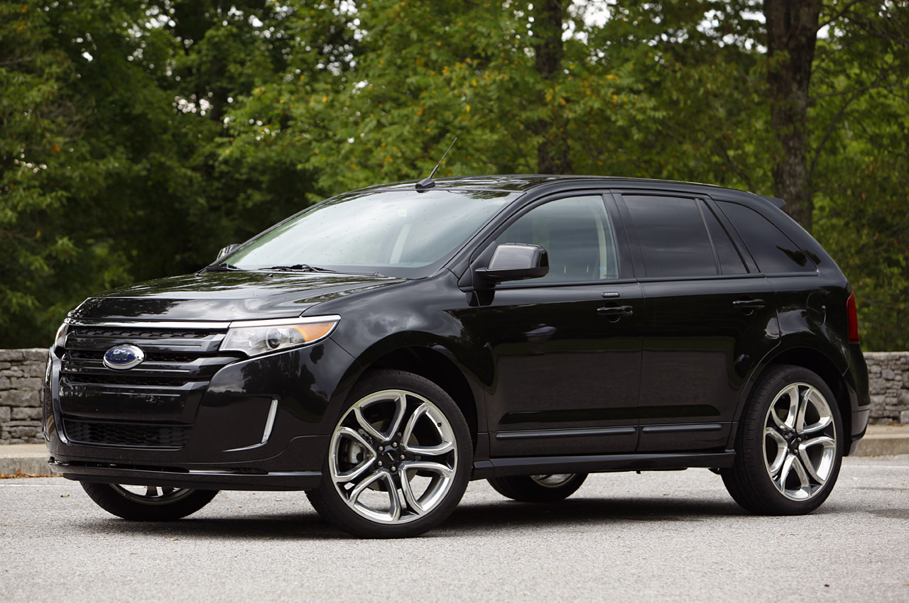 2008 ford edge limited sport utility quads