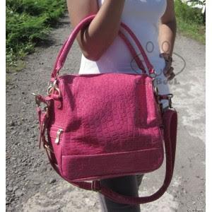 model tas kantor wanita dari pameran fesyen tas