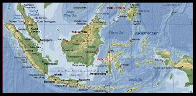 Gambar Peta Indonesia - Indonesia Map