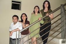 Carolina Galdame, Zaida Rebolledo, Alejandra Morales, Cesar Romo