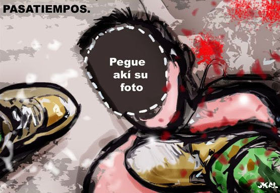 alto ala represion!!