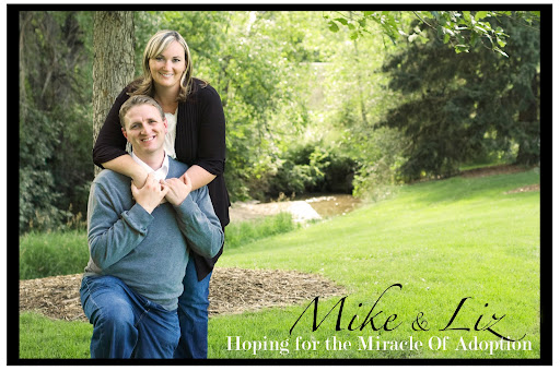 Liz and Mike