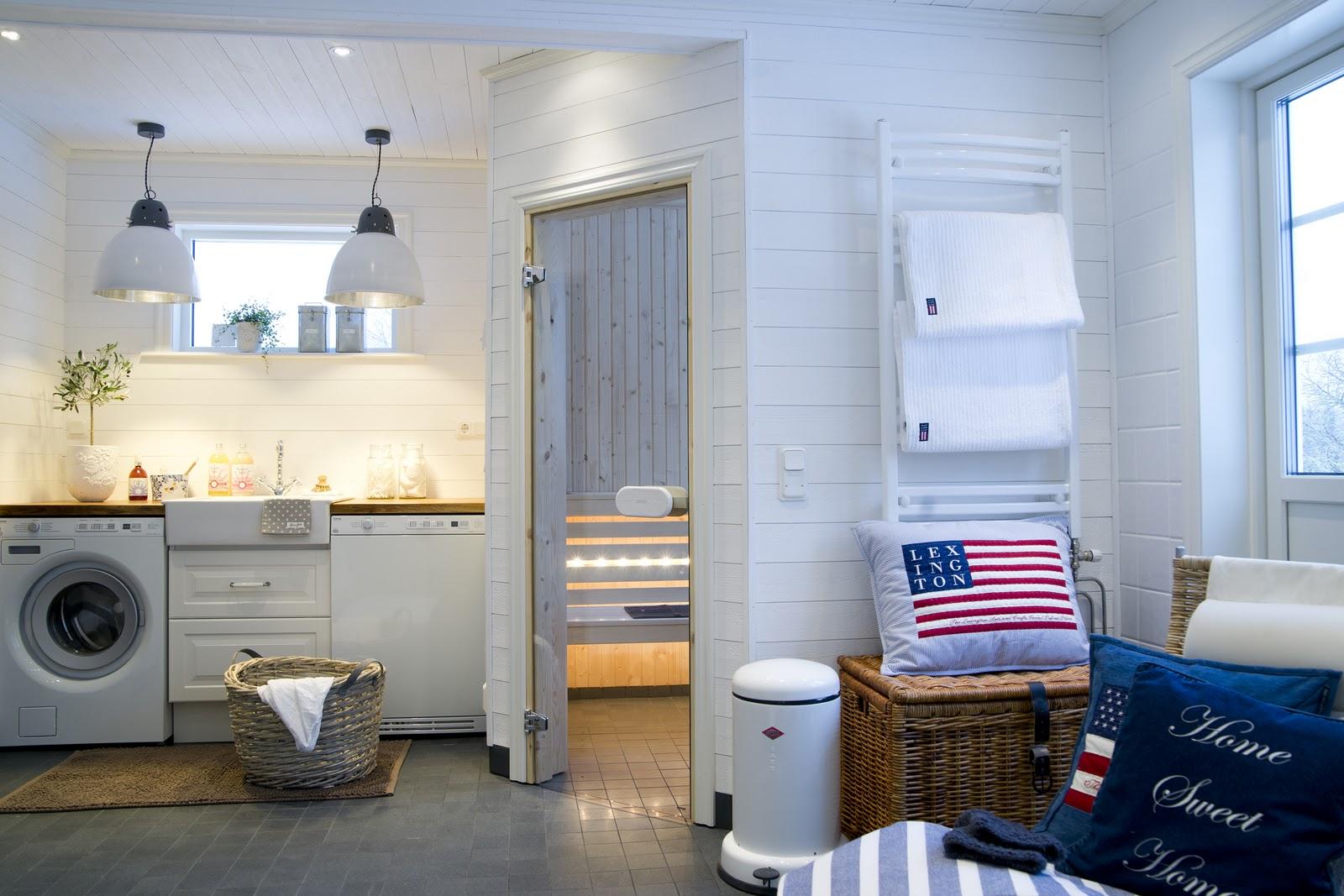Badrum på landet ~ xellen.com