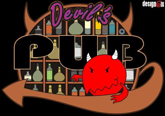 Devil's Pub - Que o Diabo abençoe essa bagunça! - Música